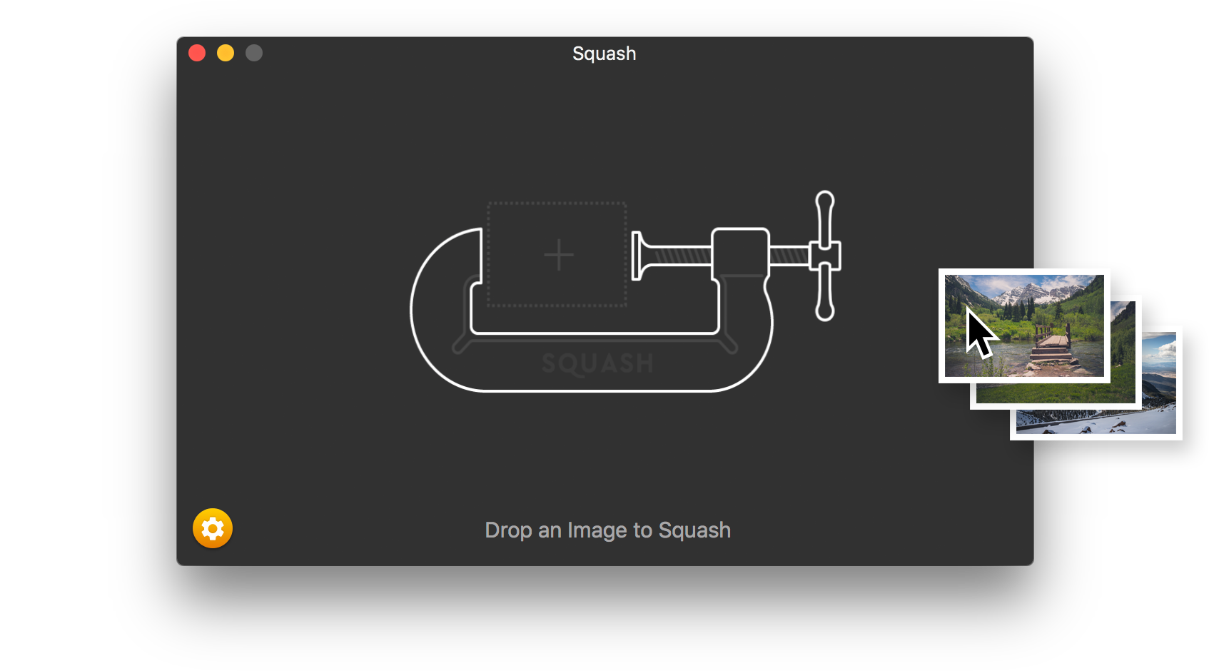 Squash App for Mac - Compress Images For The Web Without
