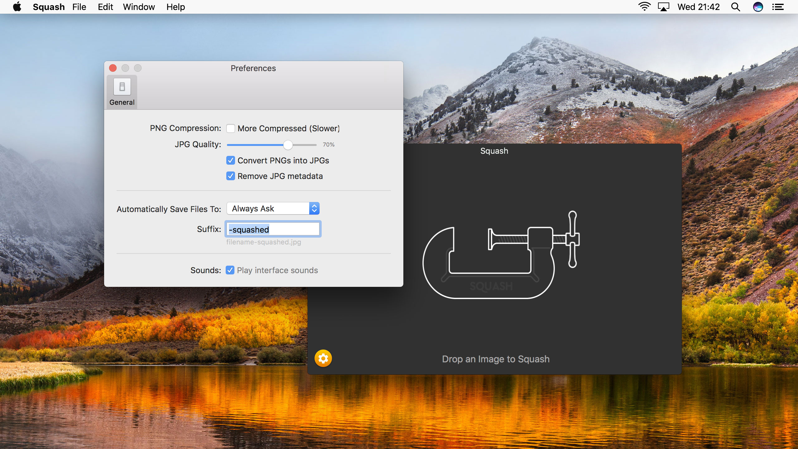 Squash App for Mac - Compress Images For The Web Without Losing Quality